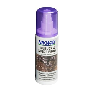 Impregnering nikwax fabric & leather proof spray 125m