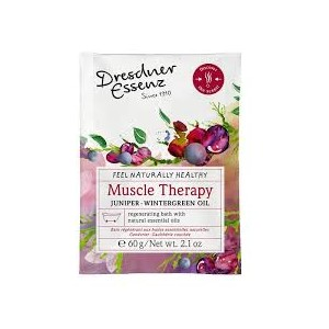 Badesalt muscle therapy wintergreen