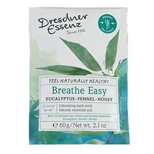 Badesalt breath easy eucalyptus-fennel-honny