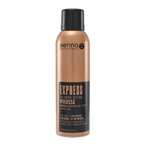 Selvbruning express mousse 200ml