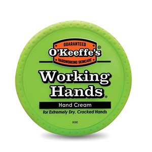 Håndkrem o`keeffers working hands 96gram