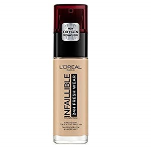 Foundation 24h Infallible Loreal  15 porselen porselain pro