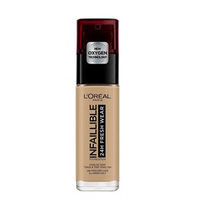 Foundation 24h Infallible Loreal  300 amber