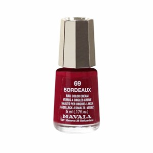 Neglelakk 69 Bordeaux Mavala 5ml