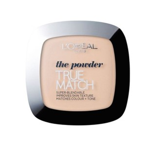 Pudder loreal true match golden ivery 1D 1W