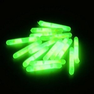 Glowstick for fisking ol. selvlysende pinne 5stk