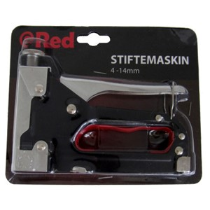 Stiftemaskin red 4-14mm