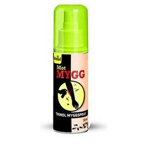 Myggspray trinol 50ml
