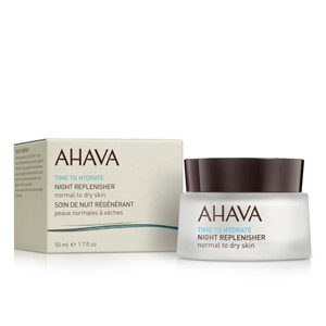 Nattkrem ahava night repl. normal/dry 50ml gavetilhenne