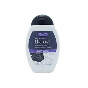 Kroppsvask Charcoal with activated 250ml