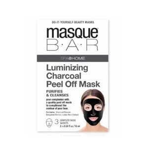 Ansiktsmaske Peel Off mask 3 Pk 3x10ml