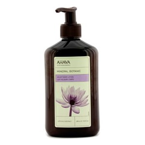 Bodylotion Ahava Lotus mb Body Lotion gavetilhenne