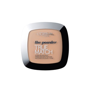 Pudder Loreal True match Golden Beige W3