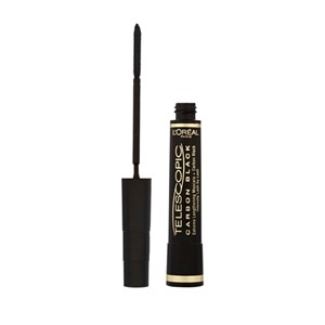 Mascara teleskopic carbon black Loreal