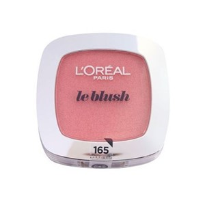 Blush nr 165 Rose Bonne mine Loreal True match