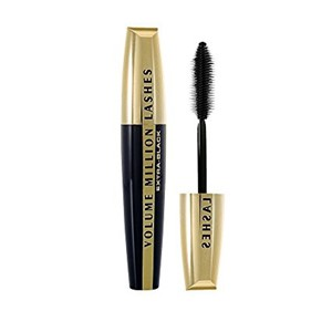 Mascara Extra Volume Coll 1 mill Lashes Carbon Black Loreal