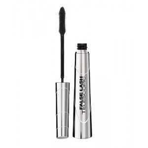 Mascara Telescopic False Lash Magn Black Loreal