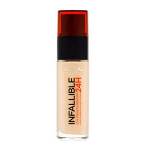 Foundation 24h Infallible 200 Loreal Paris Golden Sand