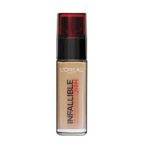 Foundation 24h Infallible 300 Loreal Paris  Liquid  Amber