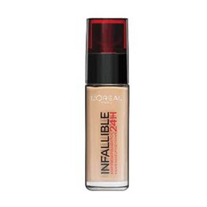 Foundation 24h Loreal  Infallible  Stay 130 True Beige