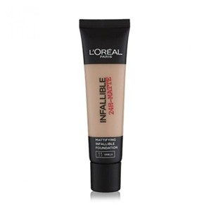 Foundation matte Loreal Infallible  Fdt 11 Vanilla