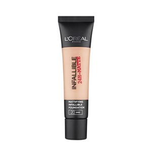 Foundation matte Loreal Infallible  Fdt 20 Sand