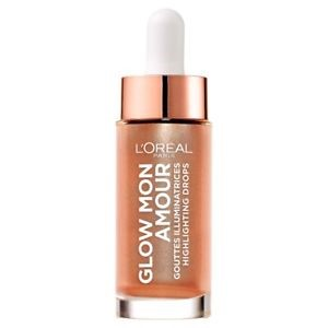 Highligher glow mon amour droplets 02 coral loving peach