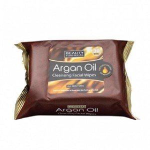 Sminkeserviett beauty wipes argan oil