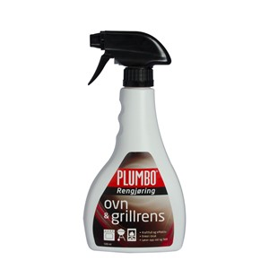 Spray grill og rens 500ml plumbo clean
